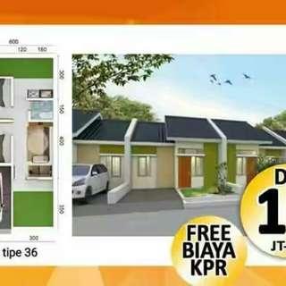 Rumah baru di Banjaran DP ringan
