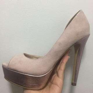 !!!!!BIRTHDAY SALE!!!!!Aldo Sweelylight Pink Stilettos