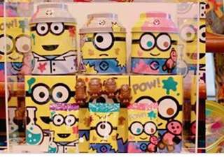 USJ Minions Colorful Panic 朱古力
