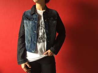 Unisex Denim Jacket #5