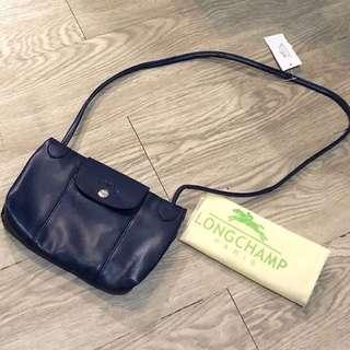 Longchamp Cuir Mini Grade Ori