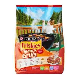 Friskies 3kg (Meaty Grills)
