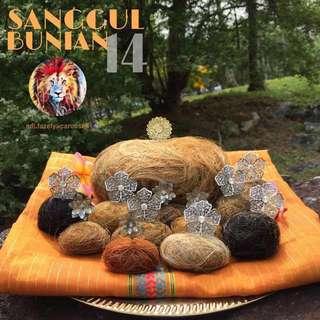 Sanggul Bunian / Bertap : Batch 14th (7/10 pieces left)