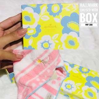 Hallmark Hand/Face Towel Preloved