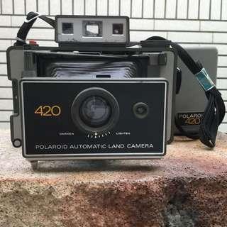 Polaroid 420/ 拍立得420