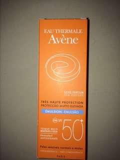 Brand New Avène Emulsion Sunscreen
