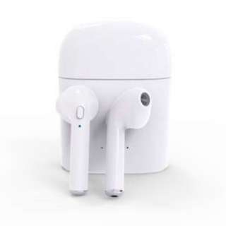 🔥 PROMO 🔥Apple Airpods hbq i7s TWINS wireless earphones with *Charging box*