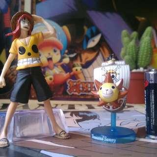 One Piece Luffy Set