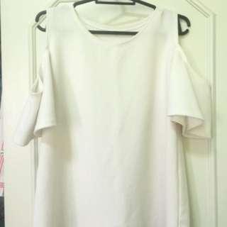White Bakuna top