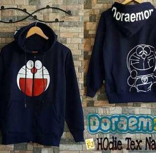Jaket / hoodie Doraemon