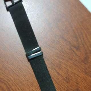 BN LOVISA Black Mesh Watch Strap