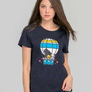 🚚 Giordano BOBxHPG T-shirt