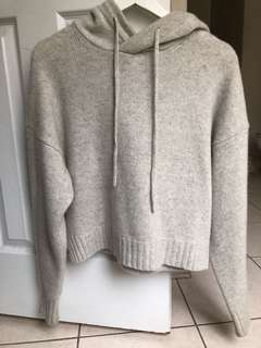 Cashmere the GROUP hoodie
