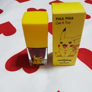 Tony Moly Pokemon liptin