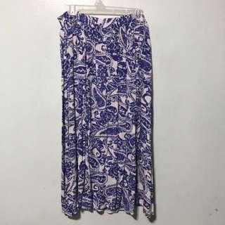 Dorothy Perkins Printed Midi Skirt