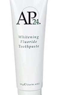 AP24 Toothpaste! Brighten that smile!