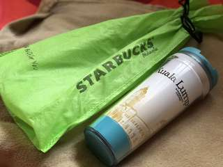 Starbucks Malaysia Global Icon series Tumbler
