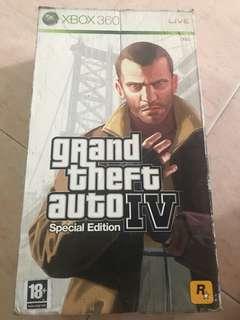 Original Grand Theft Auto 4 Special Edition