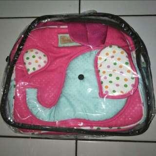 Diaper bag baby care small (tas untuk perlengkapan bayi)
