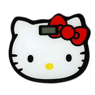 Hello Kitty Digital Weighing Machine