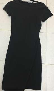 Cotton on  bodycon black dresses
