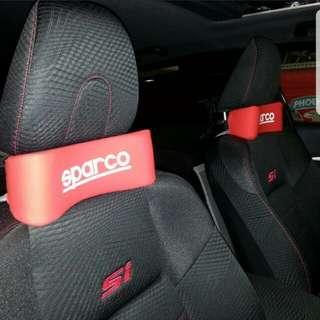 Sparco head shoulder rest Universal Car