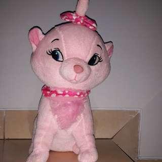 Pink Cat Doll / Boneka