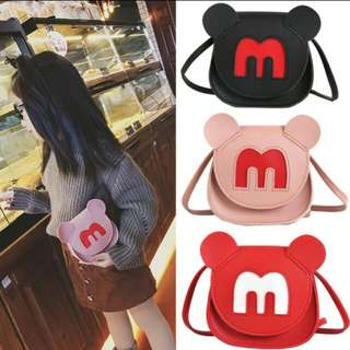 Minnie Mouse Kids Bag