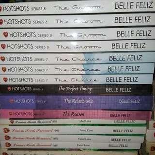 BELLE FELIZ pocketbooks
