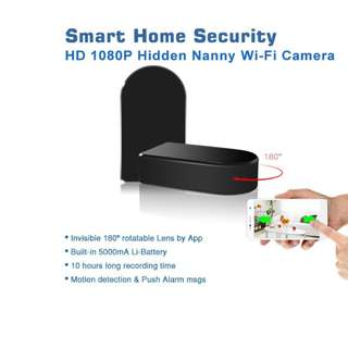 spy camera ip wifi black box