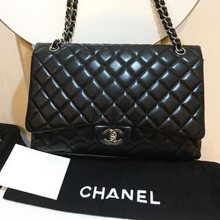 Chanel jumbo maxi 33cm 🔥🔥classic款 型格之選😎