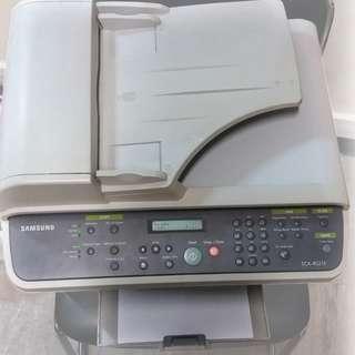 已再減價快清走! 三星黑白激光多合一打印機 SAMSUNG B/W LASER PRINTER