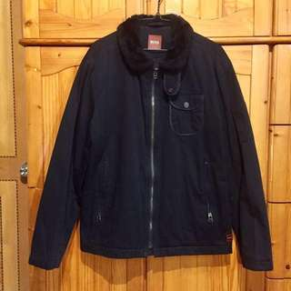 Hugo boss black jacket