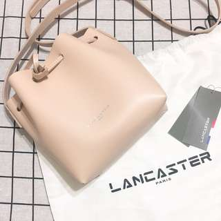 LANCASTER PARIS Mini Bucket Bag 水桶包