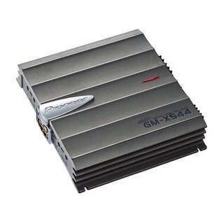 Pioneer GM-X544 Car Amplifier (4channel)