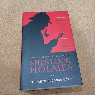 The complete illustrated Sherlok Holmes