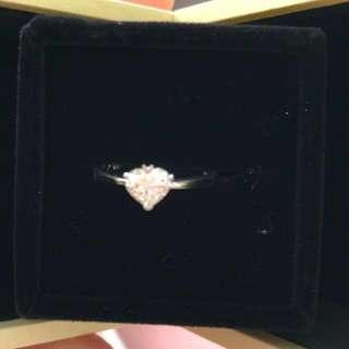 Mabelle 過半卡59份超靚💖形鑽石戒指💍有單