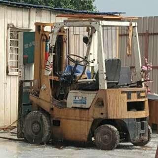 Forklift TCM FVG 10 (petrol)