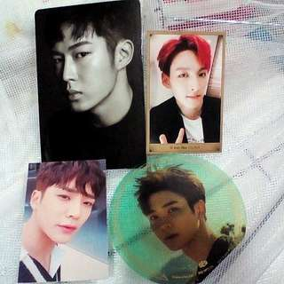 [WTT/WTS] OFFICIAL SF9 PC