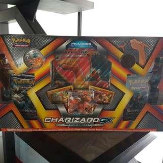 Pokemon Cards Charizard GX Custom Box