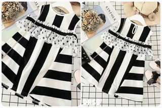 DRESS ANAK IMPORT CANTIK KODE DRSB