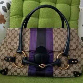 GUCCI Limited Edition Tom Ford Horsebit Satchel (Reduced Price)...