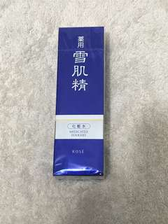 Kose Medicated Sekkisei Toner 360ml