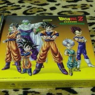 絕版 Dragonball 龍珠 Z BGM COLLECTION 3CD套裝 (共60首歌)