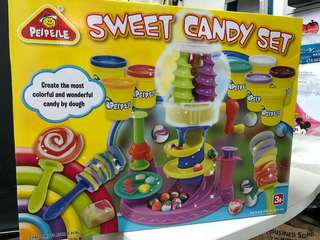 Playdoh candy set