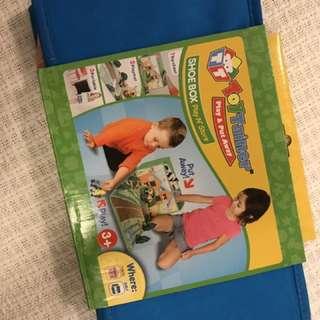 ToyTrainer Play N'Store