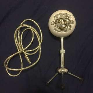 Blue Snowball ICE USB condenser microphone