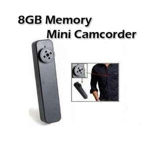 Button Camera 8GB