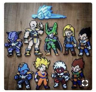 Dragon ballzz Hama designs