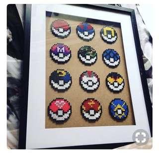 Pokemon bead designs